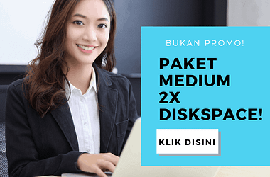 Promo Hosting Medium Gapurahoster
