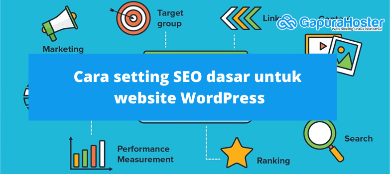 Cara setting SEO dasar untuk website WordPress